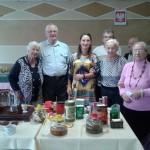 Ceremonia parzenia herbaty w Domu Pomocy Społecznej dla Kombatantów w Opolu