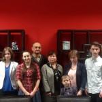 Rozdanie nagród zdobytych przez uczniów szkół ponadgimnazjalnych w Konkursie wiedzy o Chinach
