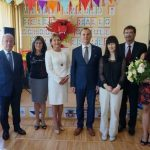 Inauguracja powstania klasy z j. chińskim w Świętochłowicach