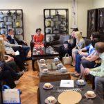Spotkanie w Instytucie Konfucjusza