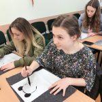 Zajęcia z uczniami CKZiU w Strzelcach Opolskich