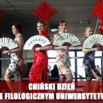 Chiński dzień na Wydziale Filologicznym Uniwersytetu Śląskiego