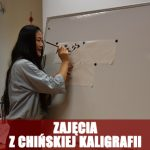 Zajęcia z chińskiej kaligrafii