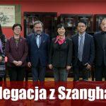 Delegacja z Szanghaju