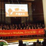 Instytut Konfucjusza w Opolu solidarny z Wuhan