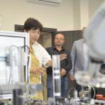 Wizyta prezes Hongbo