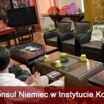 Wizyta Konsul Niemiec w Instytucie Konfucjusza