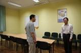 <strong>Spotkanie z Rektorem Politechniki w Pekinie</strong> (3/5)