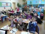 <strong>Lekcja języka i kultury chińskiej dla dzieci ze szkoły podstawowej w Grabinie</strong> (2/4)