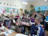 <strong>Lekcja języka i kultury chińskiej dla dzieci ze szkoły podstawowej w Grabinie</strong> (3/4)