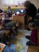 <strong>Lekcja języka i kultury chińskiej dla dzieci ze szkoły podstawowej w Grabinie</strong> (4/4)