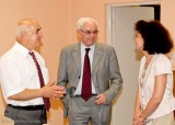 <strong>Spotkanie z przewodniczącym Wydziału Nauk Technicznych PAN</strong> (1/3)