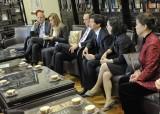 <strong>Wizyta delegacji z Politechniki w Pekinie</strong> (1/6)