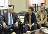 <strong>Wizyta delegacji z Politechniki w Pekinie</strong> (2/6)
