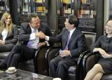 <strong>Wizyta delegacji z Politechniki w Pekinie</strong> (6/6)