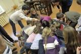 Wizyta dzieci ze szkoły podstawowej nr 11 w Opolu (4/4)