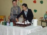 Ceremonia parzenia herbaty w Grudzicach (3/4)