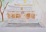 <strong>Instytut Konfucjusza przedstawia wyniki konkursu rysunkowego dla dzieci Skarby architektury Chin</strong> (7/7)