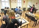 Zajęcia z uczniami LO z Prudnika (2/3)