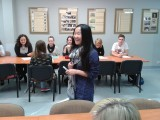 Lekcja języka chińskiego w Liceum Ogólnokształcący nr 1 (2/4)