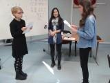 Lekcja języka chińskiego w Liceum Ogólnokształcący nr 1 (3/4)