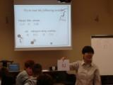 <strong>Lekcja języka chińskiego dla uczniów szkoły średniej w Prudniku</strong> (3/7)