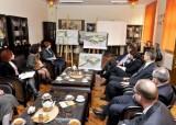 <strong>Spotkanie poświęcone prezentacji realizacji inwestycji finansowanych</strong> (3/8)