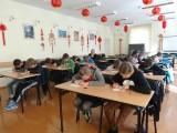 Zajęcia z uczniami NSP Nasza Szkoła (4/5)