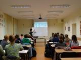 Zajęcia z uczniami PG w Tarnowie Opolskim (2/5)