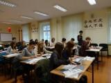 Zajęcia z uczniami PG w Tarnowie Opolskim (4/5)
