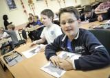 Zajęcia z uczniami PSP 14 (2/6)