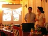 <strong>Międzynarodowe spotkanie dyrektorów Instytutów Konfucjusza z Polski, Czech oraz Słowacji - Rogów 2010</strong> (1/10)