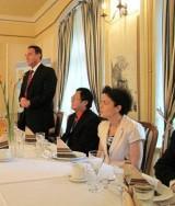 <strong>Międzynarodowe spotkanie dyrektorów Instytutów Konfucjusza z Polski, Czech oraz Słowacji - Rogów 2010</strong> (6/10)