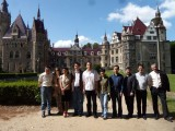 <strong>Międzynarodowe spotkanie dyrektorów Instytutów Konfucjusza z Polski, Czech oraz Słowacji - Rogów 2010</strong> (9/10)