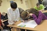 Zajęcia z języka chińskiego dla uczniów Publicznej Szkoły Podstawowej nr 14 z Opola (3/4)