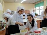 Warsztaty kulinarne w Zespole Szkół Zawodowych nr 4 w Opolu (2/6)
