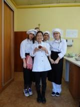 Warsztaty kulinarne w Zespole Szkół Zawodowych nr 4 w Opolu (6/6)