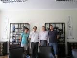 Wizyta wicerektora Politechniki Pekińskiej (16/17)