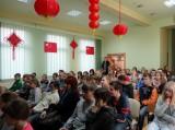 Dzień Chiński w Zespole Szkół Ekonomicznych w Nysie (2/8)